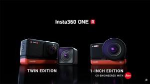 Insta360 One R - Модульная экшн камера разработанная совместно с Leica