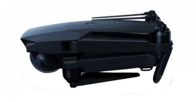 DJI Leak новый дизайн складного квадрокоптера