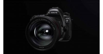 Официально анонсирован новый Canon 5D Mark IV
