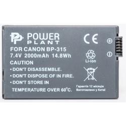 Аккумулятор PowerPlant Canon BP-315
