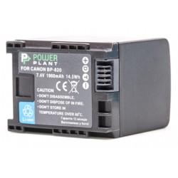 Аккумулятор PowerPlant Canon BP-820 Chip