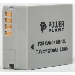 Аккумулятор PowerPlant Canon NB-10L