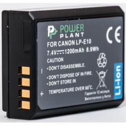 Аккумулятор PowerPlant Canon LP-E10