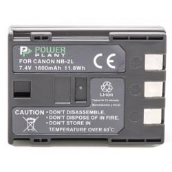 Аккумулятор PowerPlant Canon NB-2LH, NB-2L