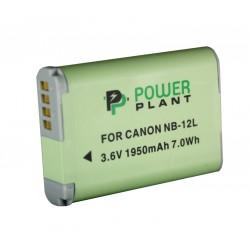 Аккумулятор PowerPlant Canon NB-12L