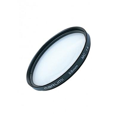 Светофильтр Marumi Close-up + 4 MC 62 мм