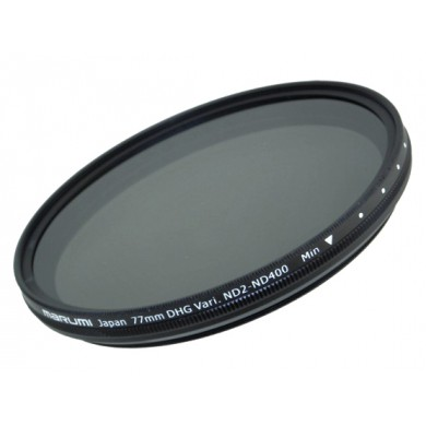 ND светофильтр Marumi DHG VARI ND2-ND400 49 мм