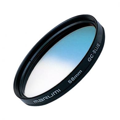 Градиентный светофильтр Marumi GC-Blue 55 мм