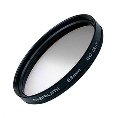 Градиентный светофильтр Marumi GC-Gray 62 мм