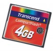 Карта памяти Transcend Compact Flash 4 GB (X133)