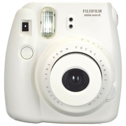 Камера моментальной печати FUJI Instax Mini 8 White