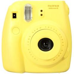 Камера моментальной печати FUJI Instax Mini 8 Yellow