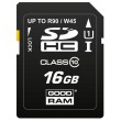 Карта памяти Goodram SDHC 16 GB Class 10 UHS-I (R90, W45MB/s)