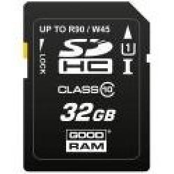 Карта памяти Goodram SDHC 32 GB Class 10 UHS-I (R90, W45MB/s)