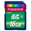 Карта памяти Transcend SDHC 16 GB Class 4