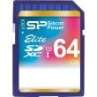 Карта памяти Silicon Power SDXC Elite UHS-1 64GB