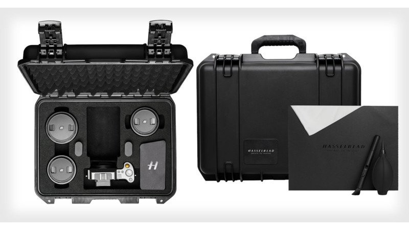 Hasselblad's X1D Field Kit - это стартовый набор среднего формата за 17,500 $