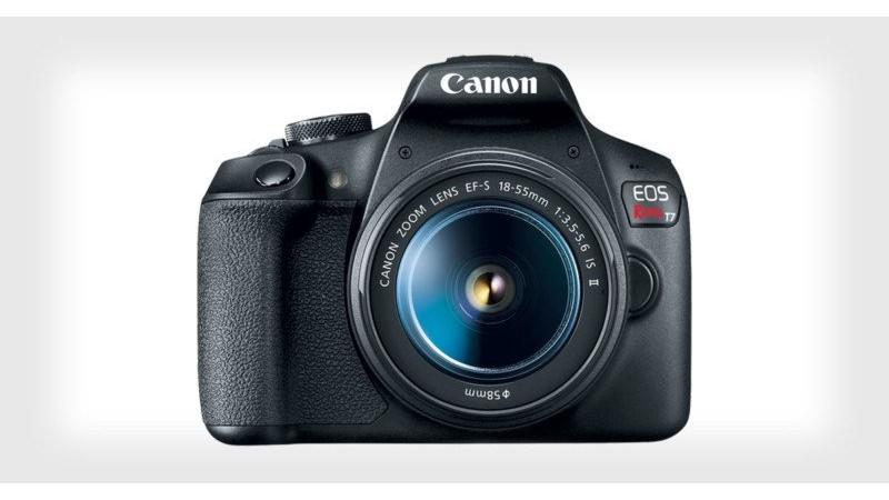 Canon Rebel T7: Немного лучше DSLR начального уровня