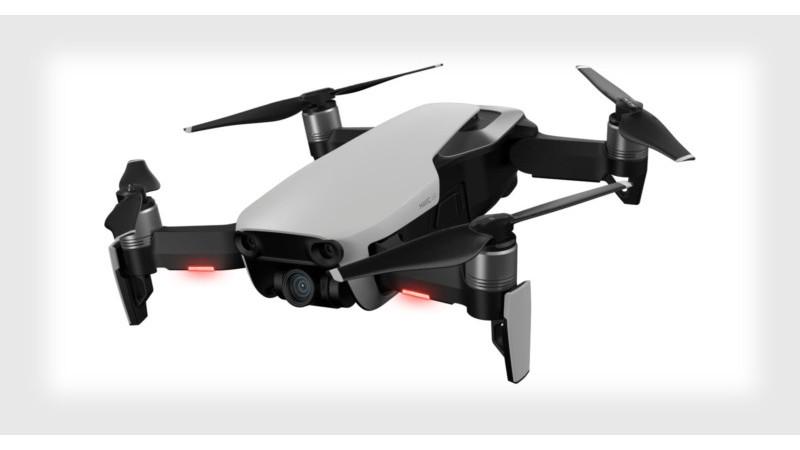 DJI Mavic Air: самый портативный 4K дрон от DJI