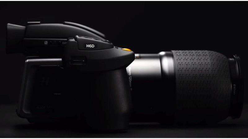 Новый Hasselblad H6D-400C: с Multi Shot снимками 400 мегапикселей