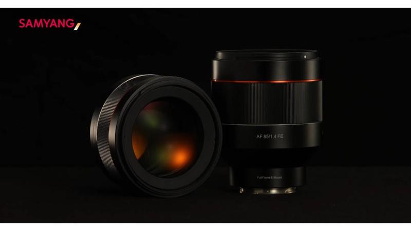 Новый анонс от Samyang: AF 85mm f/1.4 FE для полнокадровых бездзеркалок Sony