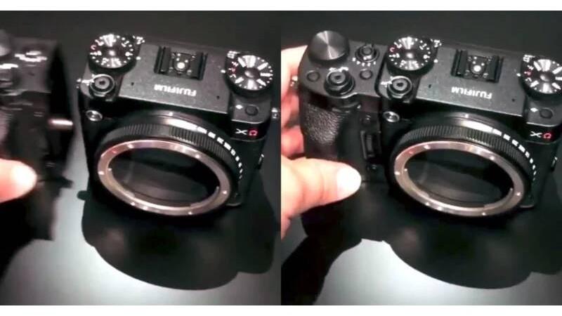 Fujifilm разрабатывает модульную камеру среднего формата
