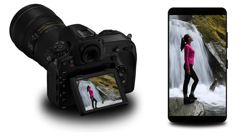 Компания Nikon наконец добавила возможность передачи RAW изображений в приложение SnapBridge
