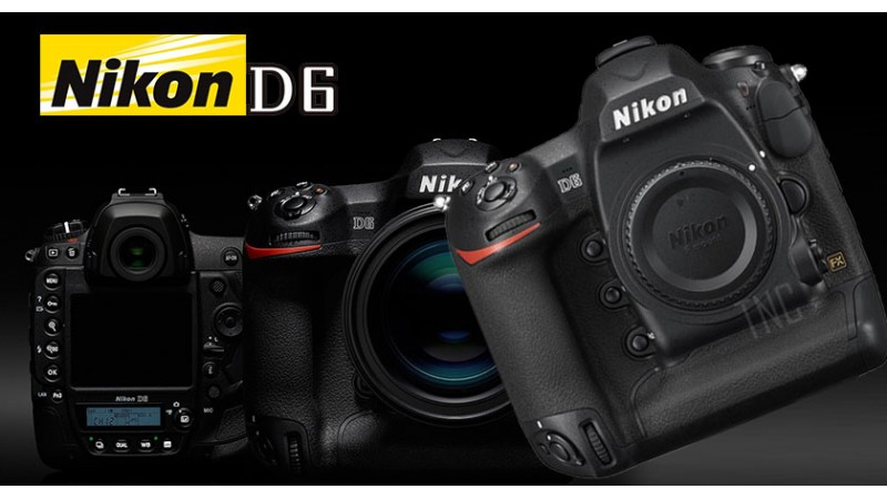 Nikon D6: «Самая совершенная DSLR камера» от Nikon