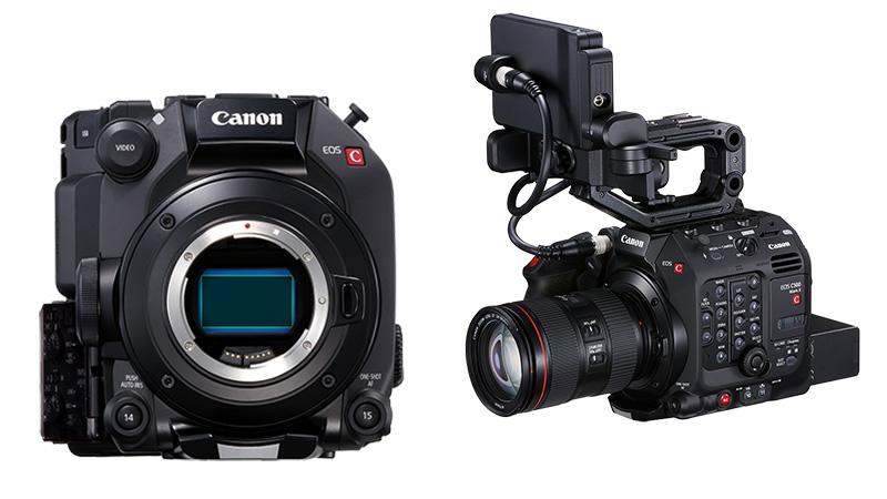 Новая камера Canon Cinema EOS C500 Mark II: полный кадр, запись 5,9К 60 к/с и переменный байонет
