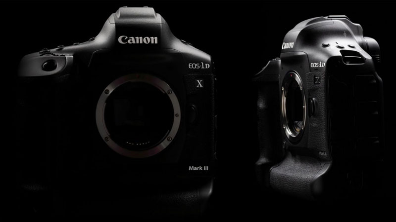 Canon 1D X Mark III – лучше, мощнее, быстрее!