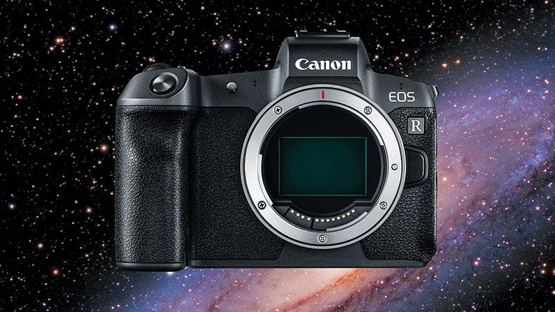 Canon EOS Ra: беззеркалка для астрофотографии