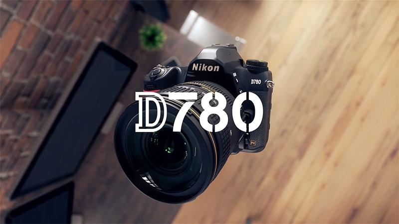 Официальный анонс Nikon D780 – «Новый вид зеркальной камеры»