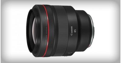 Компания Canon анонсировала выпуск RF 85mm f/1.2L для беззеркальных камер EOS R