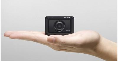 Экшн камера Sony RX0 II: внутрикамерный 4K и наклонный ЖК-дисплей