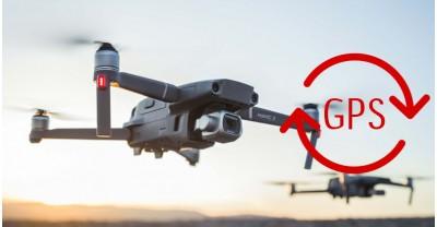 Компания DJI подтвердила, что все их дроны готовы к откату GPS