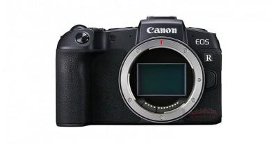 Canon EOS RP: фотографии и спецификация второй в линейке полнокадровой беззеркальной камеры Canon