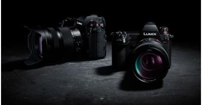 Первые полнокадровые беззеркальные камеры компании Panasonic - S1R и S1