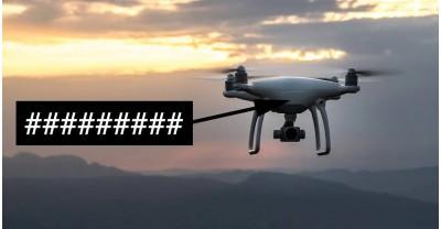 Правительство США обязало владельцев дронов наносить регистрационные номера на корпус
