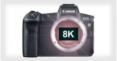 Canon: камера EOS R 8K уже в пути