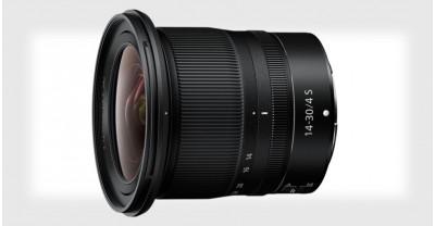Новый сверхширокоугольный объектив NIKKOR 14-30 мм f/4 S для Nikon Z