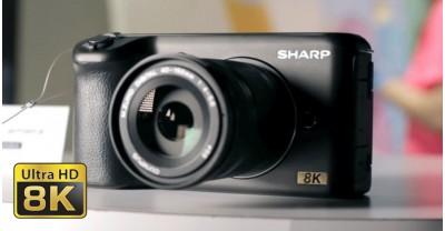 Первая в мире беззеркальная камера с возможностью записи 8K видео и ценой менее 5000$