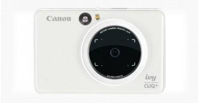 Компания Canon анонсировала выпуск двух камер моментальной печати - IVY CLIQ и CLIQ +