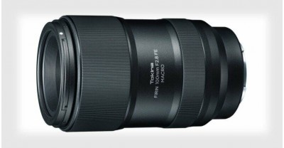 Компания Tokina анонсировала новый макрообъектив FiRIN 100mm f / 2.8 1: 1 для Sony E-mount