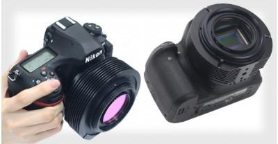 Внешний модуль охлаждения датчика DSLR камеры. Для чего он нужен?