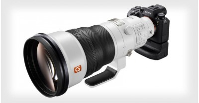Компания Sony анонсировала новый 400 мм f/2.8, стоимостью 12,000 $