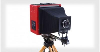 LargeSense представляет первую в мире цифровую 1:1 камеру 8×10