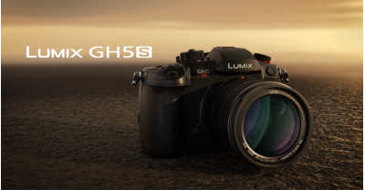 """Panasonic GH5S: самая """"чувствительная"""" камера в истории Lumix"""