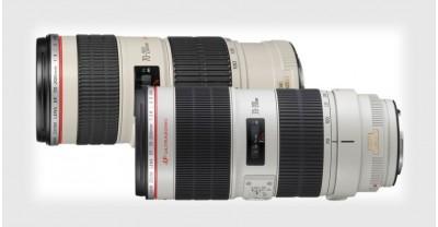 Canon представит два новых объектива 70-200 мм в следующем месяце