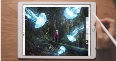 Полноценный Adobe Photoshop CC для iPad