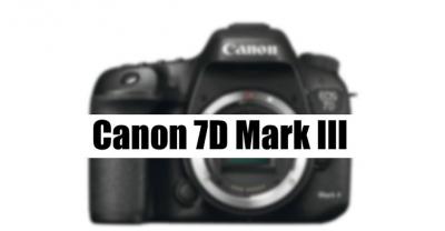 Анонс Сanon EOS 7D Mark III состоится в марте 2018 года
